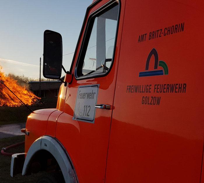 Freiwillige Feuerwehr Golzow (16230)