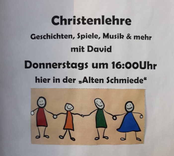 Golzow Christenlehre