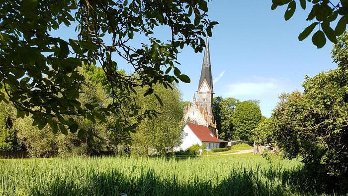 So schön ist Golzow in Brandenburg im Landkreis Barnim