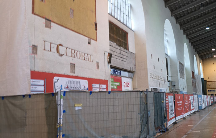 Stuttgarter Hauptbahnhof - Baustelle - Work in Progress Juni 2020