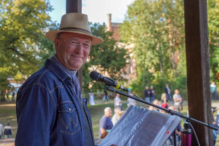 Bernd Winkler Kerkow Landin Uckermark Schlacht um Landin, Garde Artillerieregiment Thomas Grösch