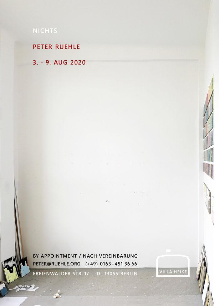 Peter Ruehle Villa Heike Berlin