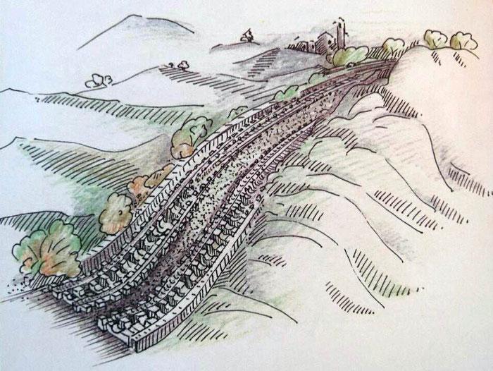 Gittersteine, Rasengittersteine für steile Wege