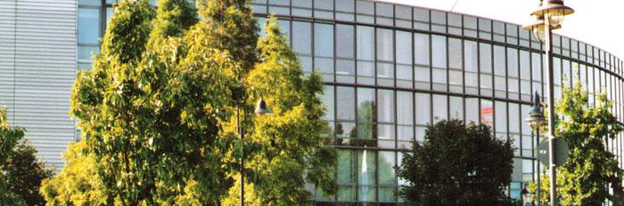 Unsere Immobilien-Investment-Beratung erstreckt sich auch auf Bürogebäude