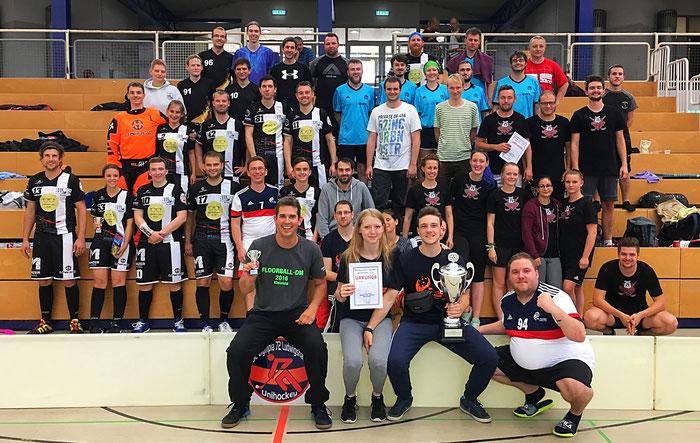 Der Verband trifft sich traditionell einmal im Jahr zur Rheinland-Pfalz-Saarland-Meisterschaft