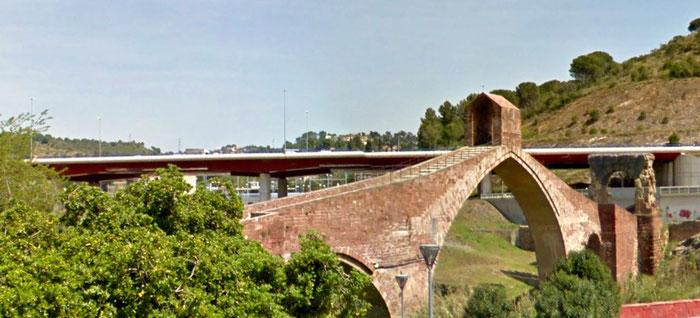Чёртов мост - легенды Барселоны