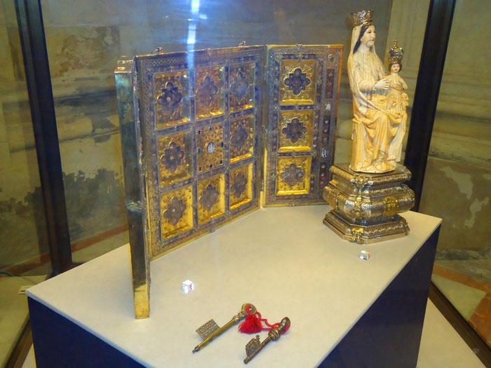 Испания. Кафедральный собор Севильи
