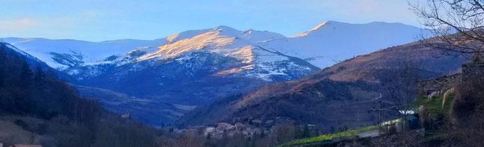Отдых в горах Испании - Компродон