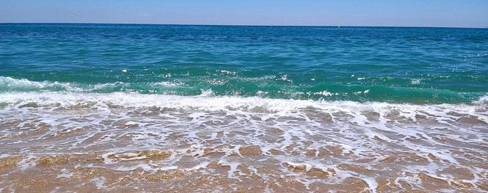 Лучшие городские пляжи в Барселоне