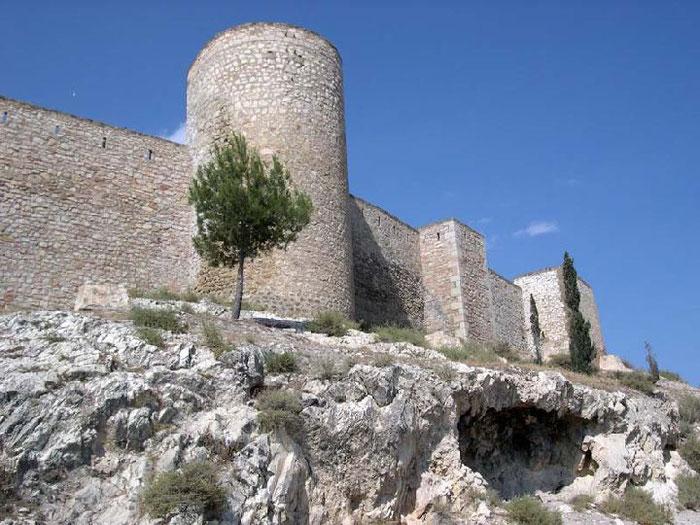 Замки ордена тамплиеров в Испании