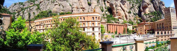 экскурсии в монастырь Монсеррат из Барселоны,с Коста Брава, Коста Дорада