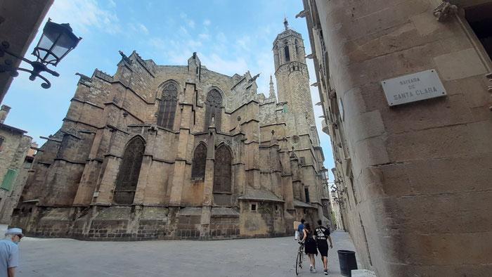 гид в Барселоне Мария, экскурсии