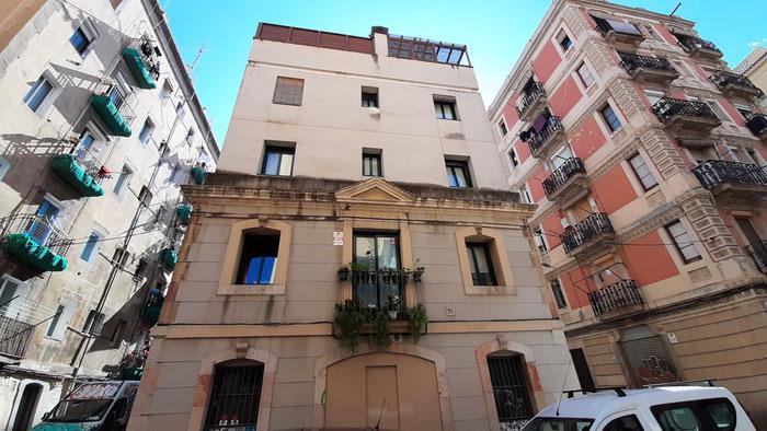 Район Барселонета (Barceloneta) в Барселоне