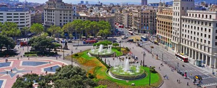 Барселонские площади - секреты города