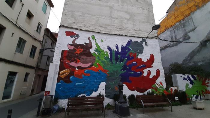 Арт-стрит: скульптуры города Олот