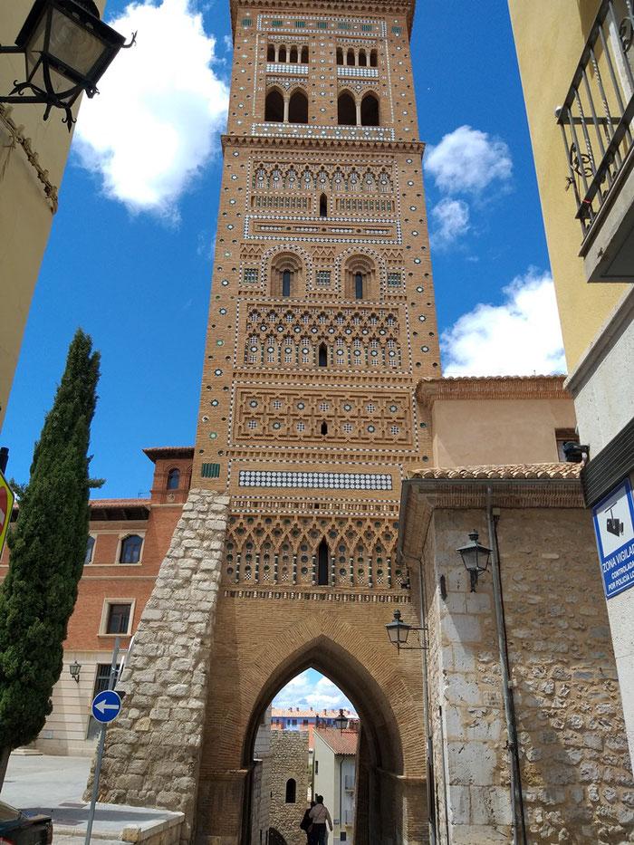 Теруэль (Арагон, Испания) что посмотреть