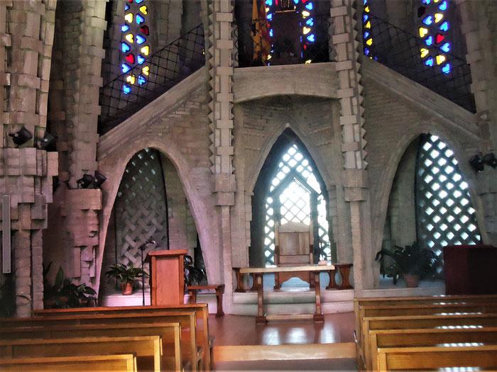 Монферри - святилище Девы Монсеррат