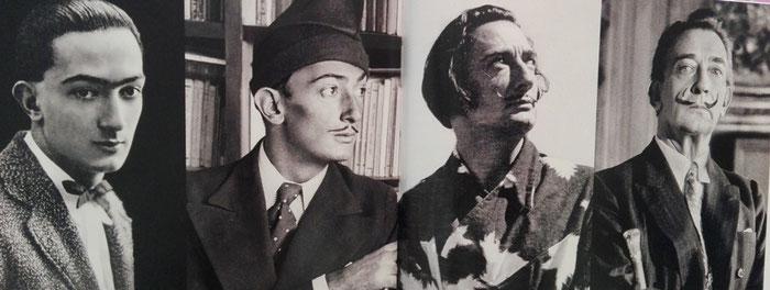 Salvador Dali, экскурсии