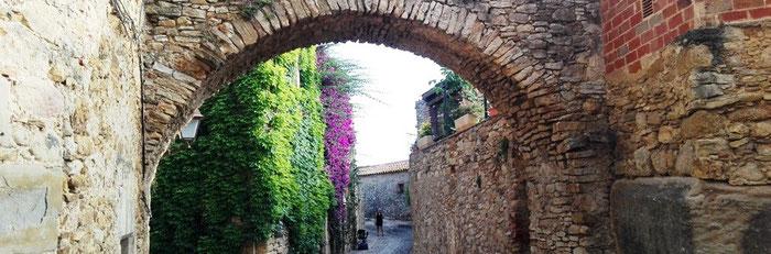 Перетальяда - путешествие в средние века