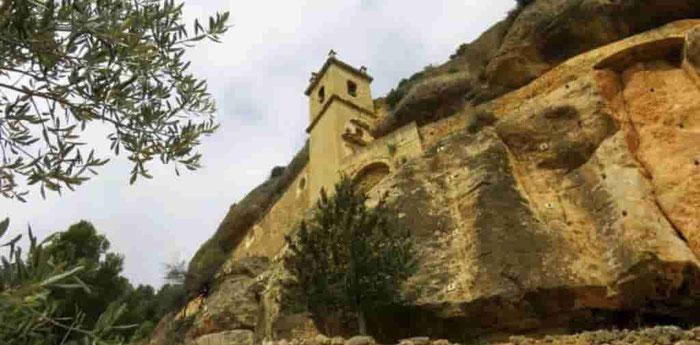 Тайны церкви де ла Бальма (Валенсия)