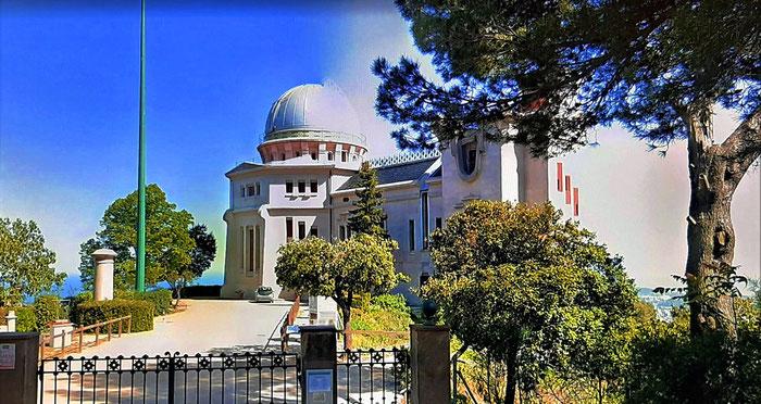 Посетить обсерваторию в Барселоне
