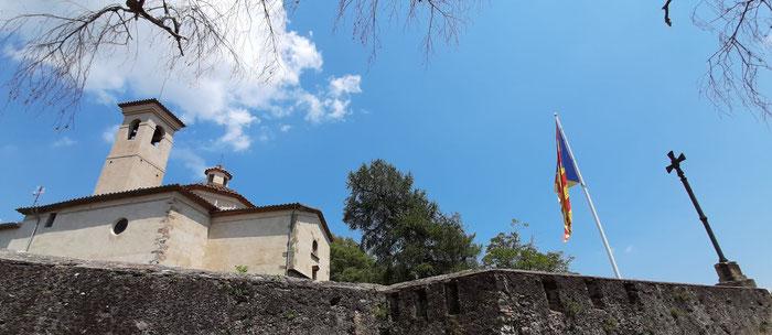 Капилья де Сант Францеск, Олот