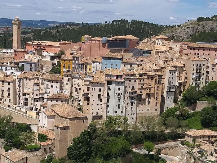 Путешествие в Куэнку (Испания)