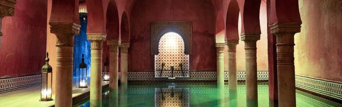 Секреты Валенсии - арабские бани
