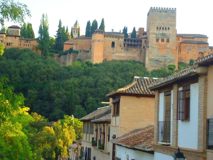 Испания - Гранада - Альгамбра