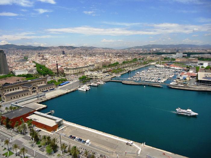 Набережная Барселоны - что посмотреть
