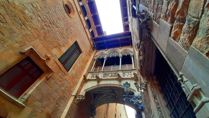 Дом каноников, мост вздохов