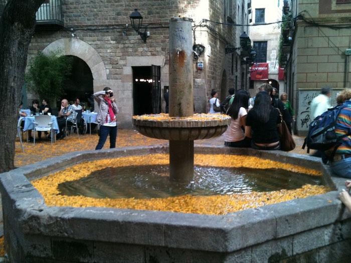 Площадь Сан-Фелипе Нери