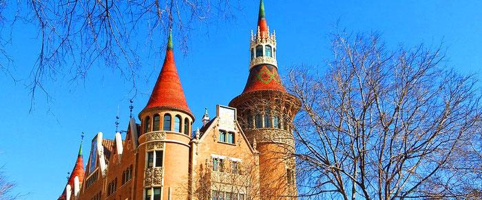 ТОП 20 достопримечательностей Барселоны