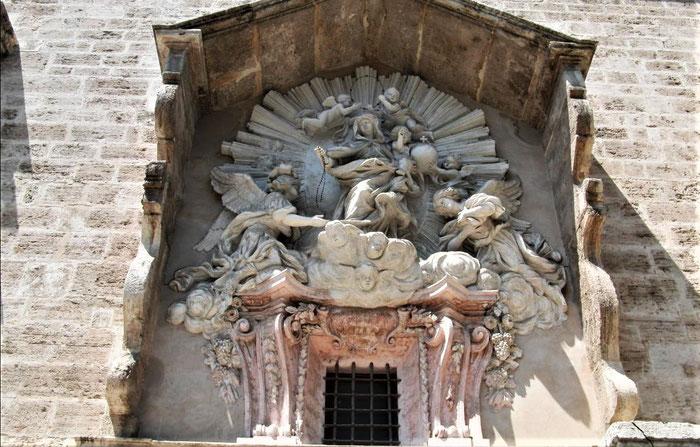 Церковь Святых Иоаннов, Валенсия