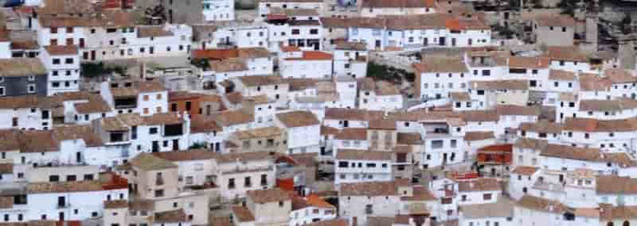 Алькала дель Хукар - города Испании