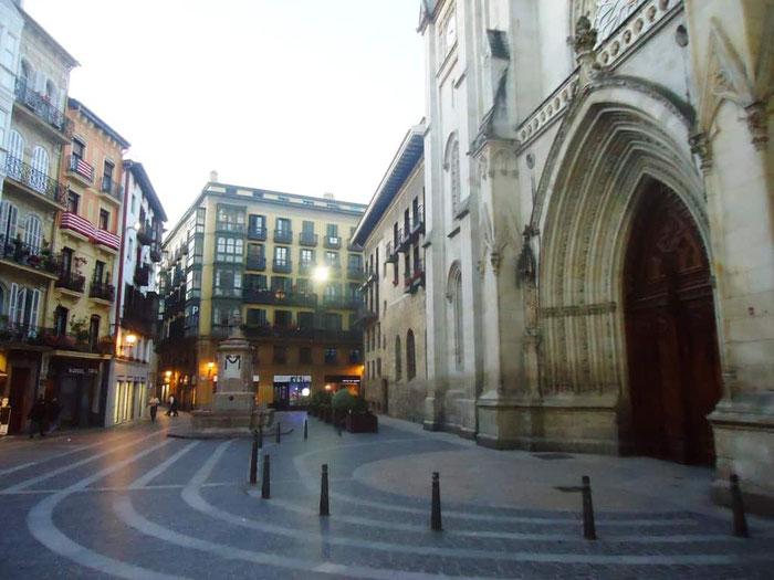 Бильбао - испанская Страна Басков