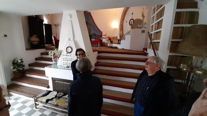 Дом-музей Сальвадора Дали и Гала 2 часть