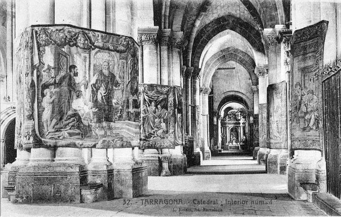 Кафедральный собор Таррагоны (Каталония)