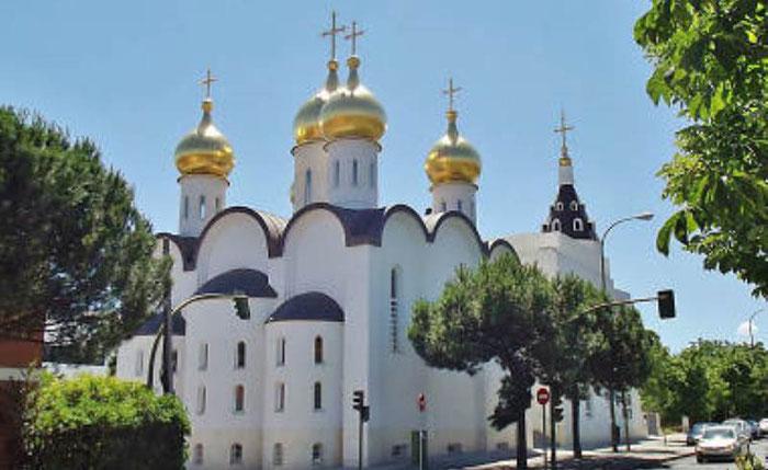 Где молится русская община в Мадриде