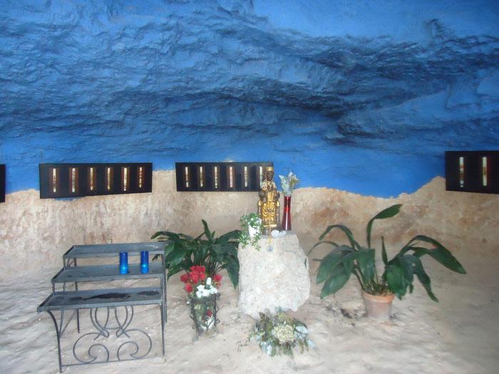 Грот Девы Марии в Монферри