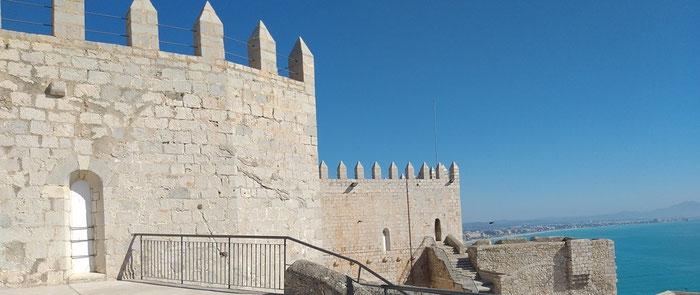 Замки тамплиеров в Испании