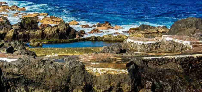 Гарачико - природные купальни Тенерифе