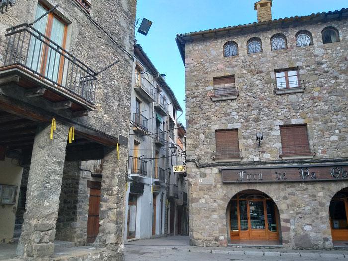BAGÀ Бага. Каталония. Испания. Барселона окрестности