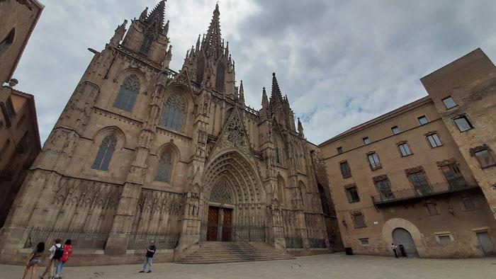 Пла-де-ла-Сеу, готический квартал, Барселона