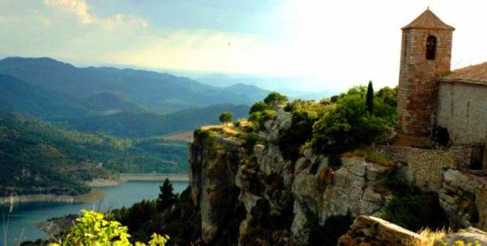 Siurana, Приорат - интересные места Испании