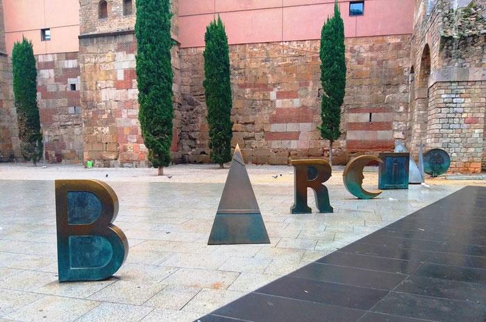 Секреты площадей старой Барселоны 2