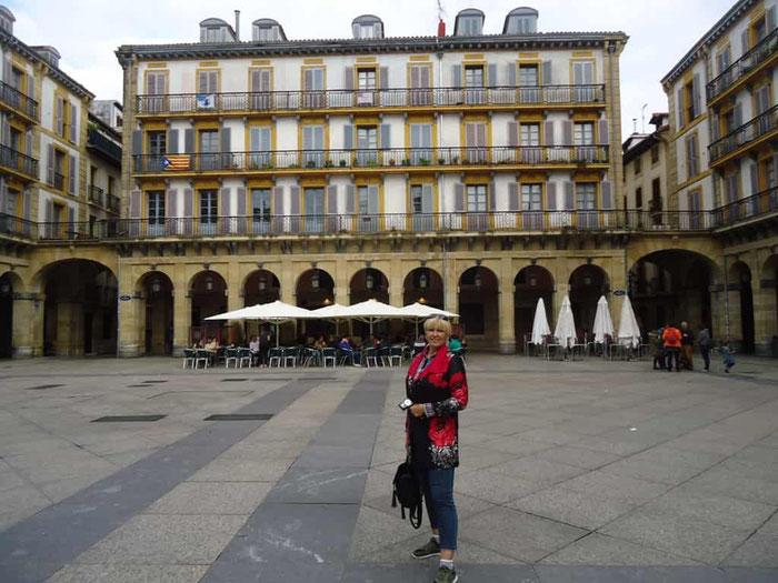 Сан-Себастьян - старый город