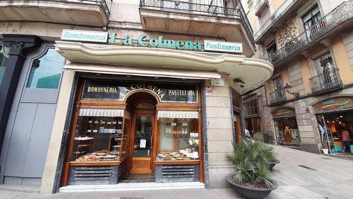 Секреты площадей старой Барселоны 3