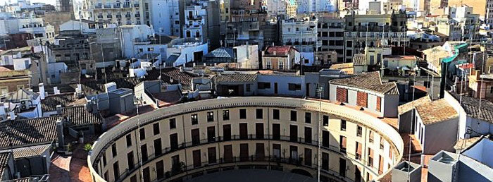 Круглая площадь - Редонда-де-Валенсия