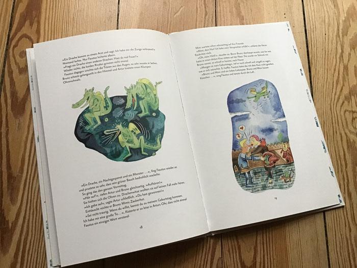 Der kleine Raubritter - von Stefan Hähnel mit Bildern von Niels Schröder / Edition Luise.